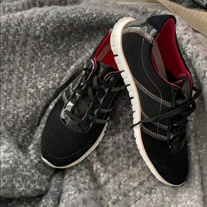 Women's Cole Haan Patent Leather Sneaker